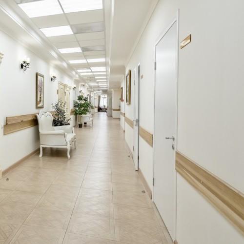Дизайн интерьера клиник