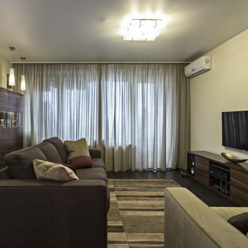 Гостиная - дизайн интерьера и мебель на заказ