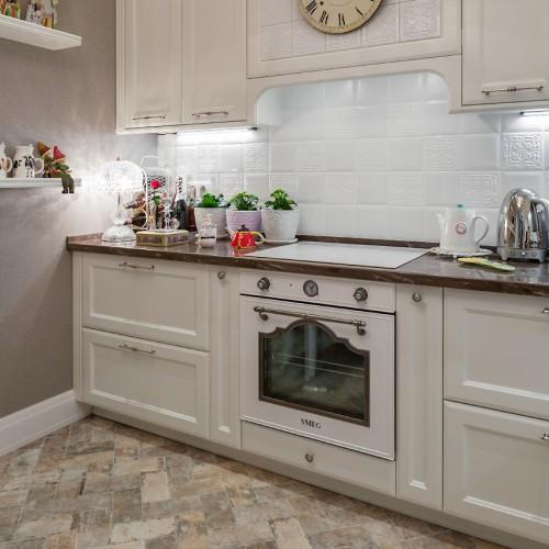 Кухня - дизайн интерьера и мебель на заказ