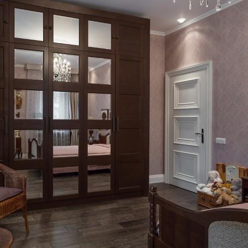Интерьер квартиры в английском стиле