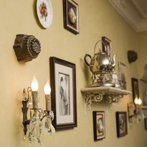Ресторан - дизайн интерьера и мебель на заказ