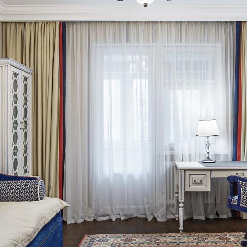 Неоклассицизм в дизайне интерьера квартиры